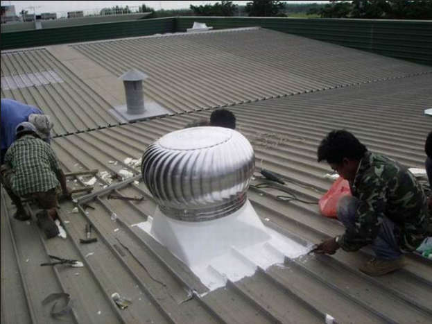 ลูกหมุนระบายอากาศ กับ การระบายอากาศ (Ventilator & Natural Ventilation)