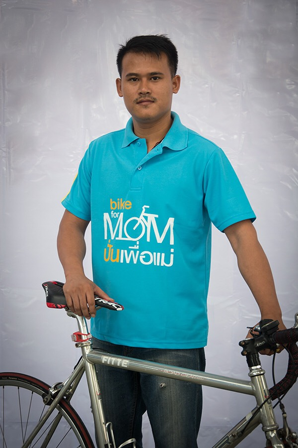Bike for Mom ปั่นเพื่อแม่